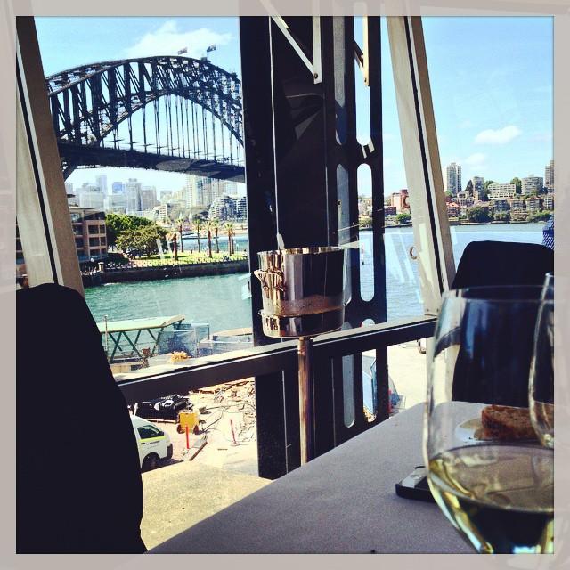 La vie depuis le restaurant Quay de Peter Gilmore, Le meilleur restaurant d'Australie ! Juste FANTASTiQUE