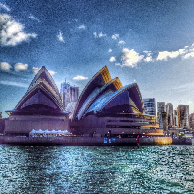 Obsession opéra ... Sydney