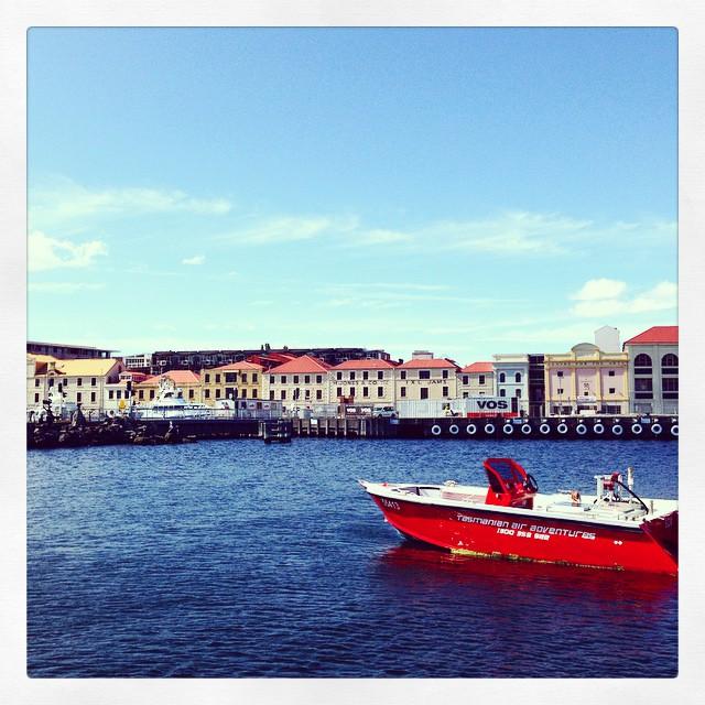 Hobart, Tasmania. D Day #RestaurantAustralia