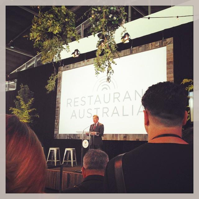 """""""Acheter de la pub c'est bien mais partager des expériences, montrer notre expérience c est mieux"""" #RestaurantAustralia - J'approuve ;)"""