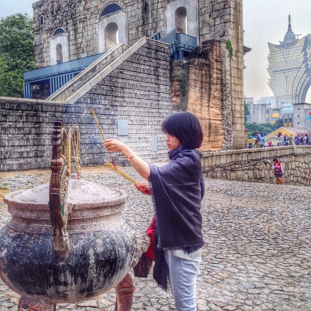 Macao entre tradition et modernité