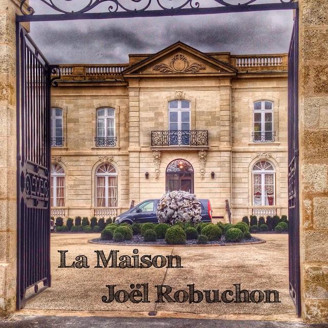 #Restaurant de #Robuchon à #Bordeaux : cela semble presque prêt