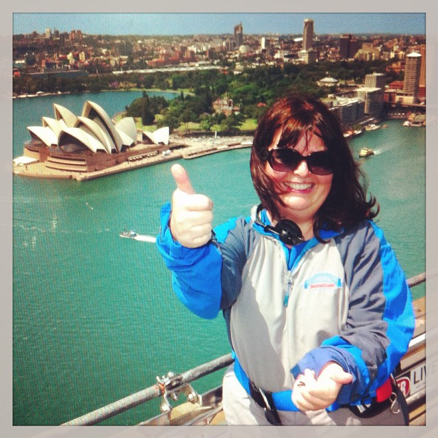 Bridge Climb Sydney ou l'incroyable balade sur le Sydney Harbour Bridge