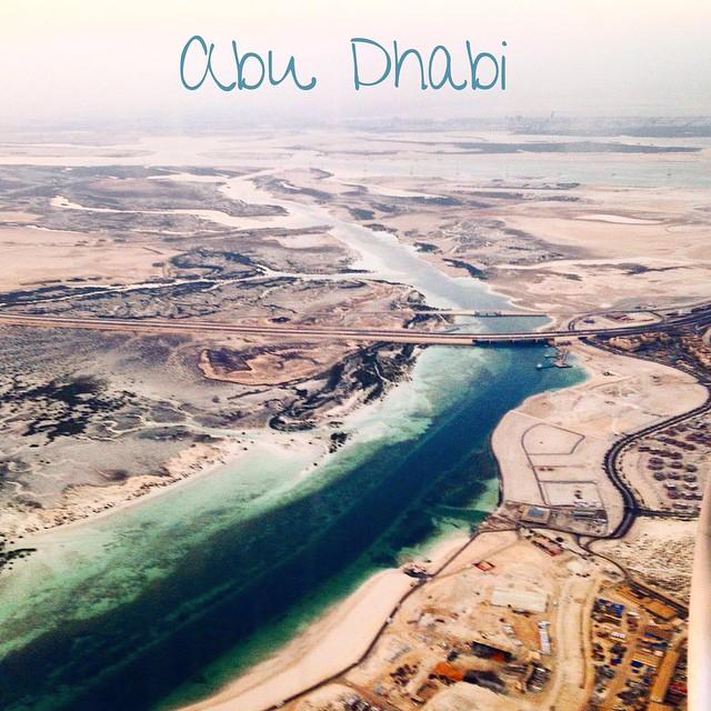 Arrivée sur Abu Dhabi #transit #RestaurantAustralia