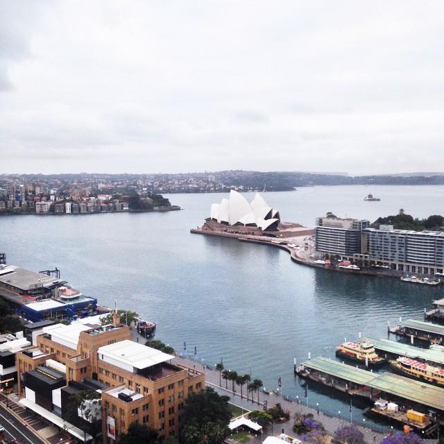 Leaving Sydney :/#iLoveSydney #iLoveAustralia #RestaurantAustralia