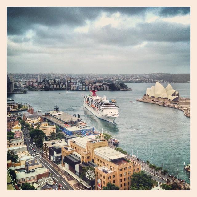 Back To Sydney #RestaurantAustralia #iLoveSydney