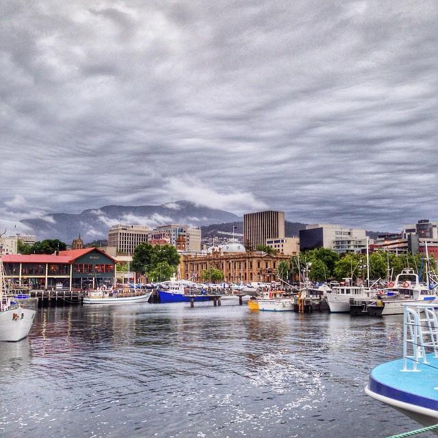 Welcome To Hobart, Tasmanie