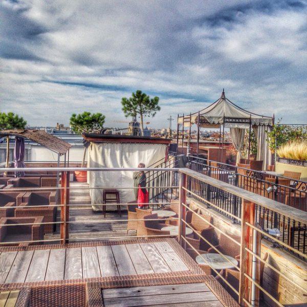 Le plus beau rooftop de #Bordeaux