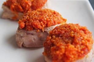 Filet mignon en croûte de chorizo