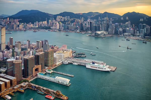 Hong Kong ©Phattana Stoc shutterstock