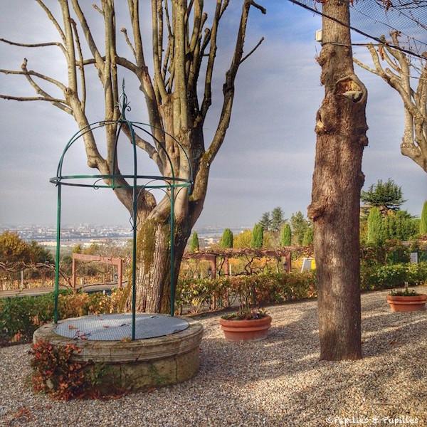 La terrasse du Saint James, Bouliac
