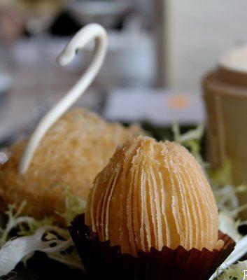 Les incroyables dim sum du Mandarin Oriental, Macau