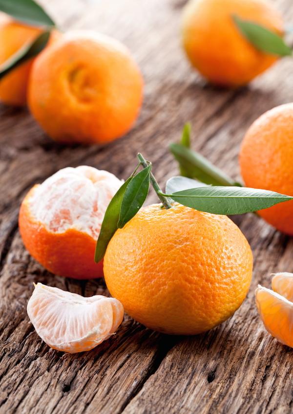 Mandarine ©Valentyn Volkov shutterstock