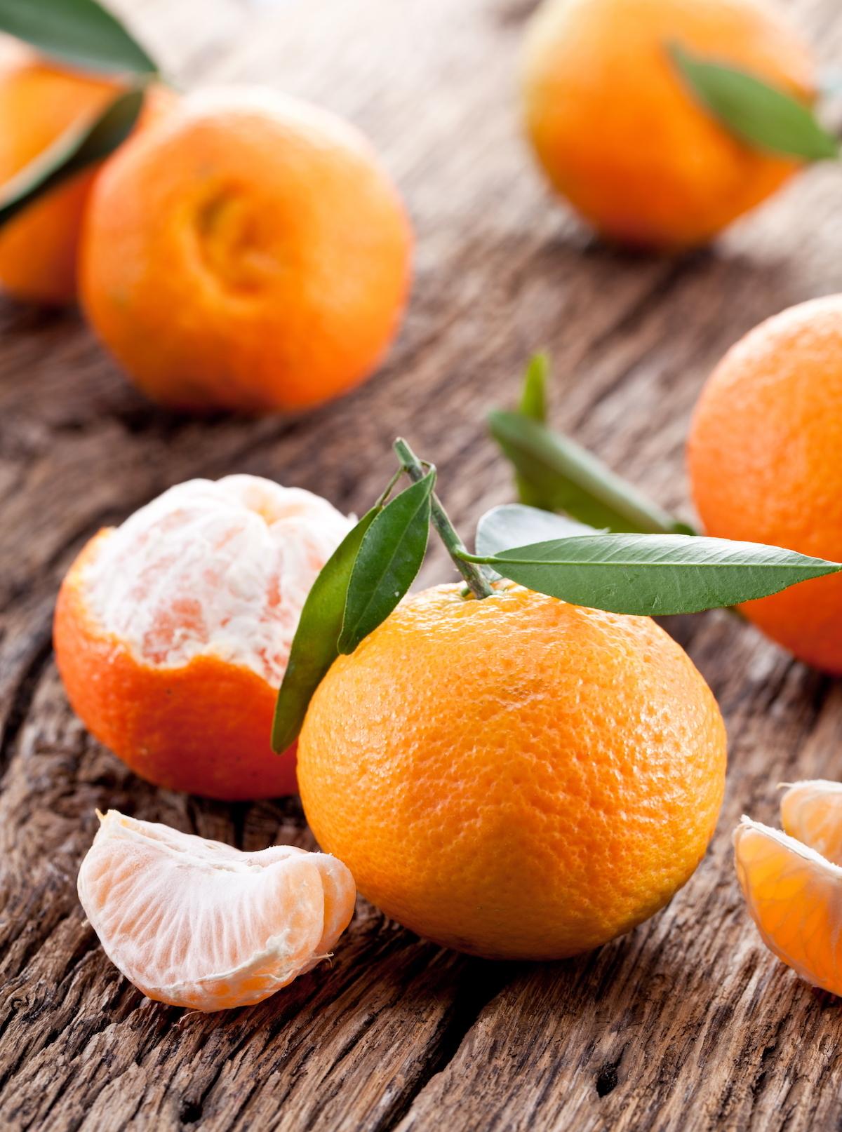 Mandarines ©Valentyn Volkov shutterstock