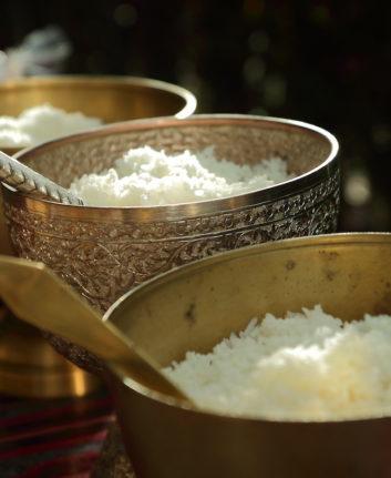 Riz thaï ©kongsky shutterstock
