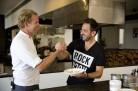 Ryan Squire et Christophe Michalak - Esquire, Brisbane