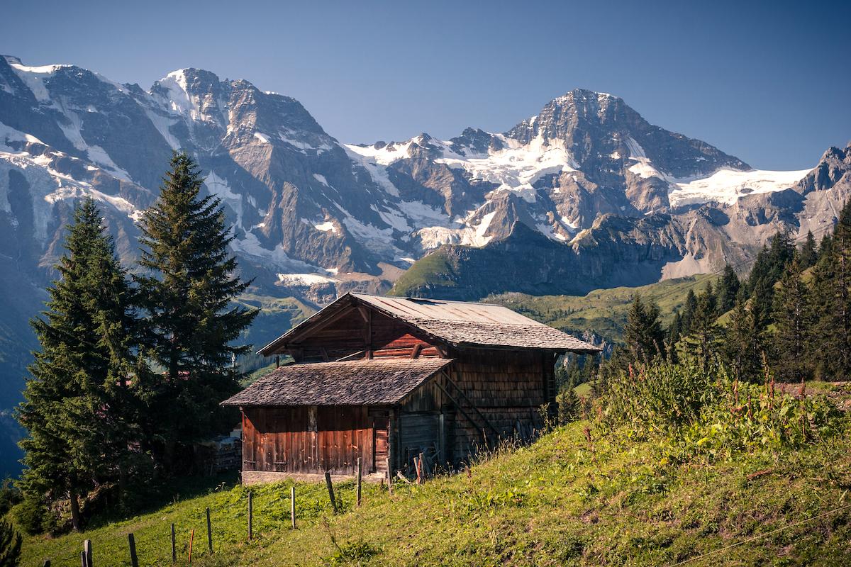 Suisse ©Andrew Hagen shutterstock
