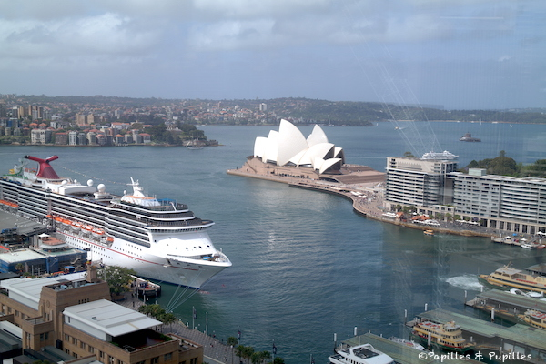 Sydney : l'opéra et le port