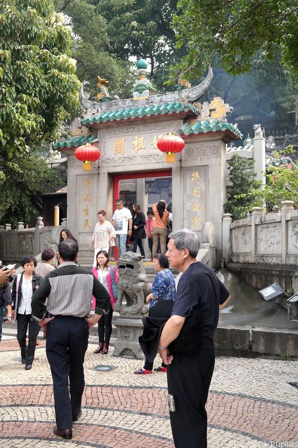 Temple d'A-Ma, Macao