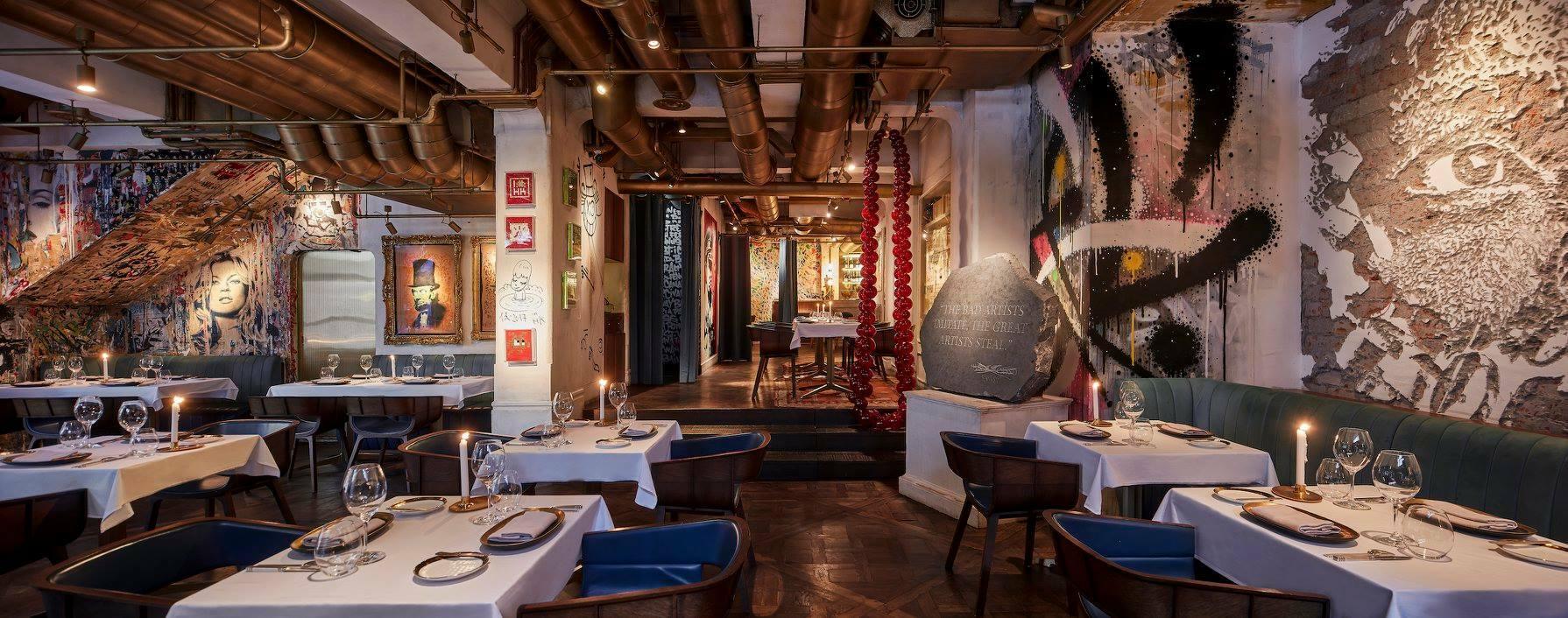 Bibo Restaurant Hong Kong