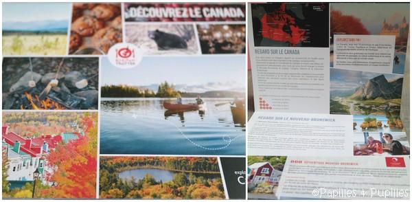 Découvrez le Canada