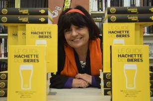Elisabeth Pierre Guide Hachette des Bières crédit photo Angel Moussovsky