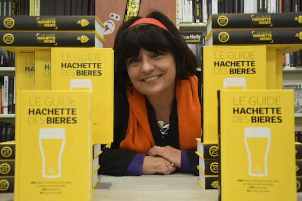 Interview : Elisabeth Pierre, auteure du Guide Hachette des bières