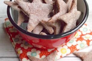 Etoiles au sucre et cannelle