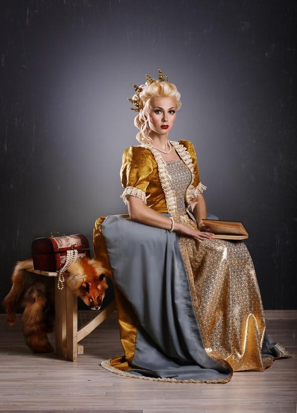 Je suis une Princesse ©Poter Anastasia shutterstock