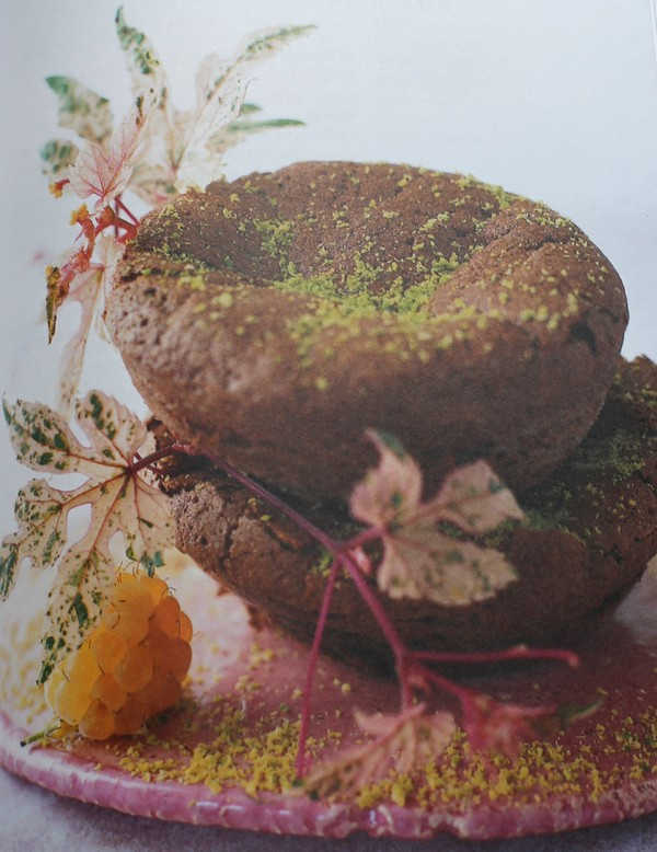 La bible culinaire des soeurs scotto- Croustimoelleux au chocolat