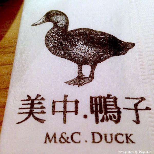 M&C. Duck
