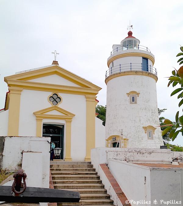 Phare et chapelle de Guia - Macao