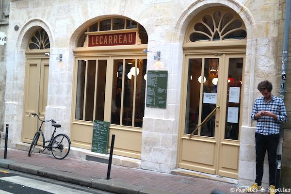 Restaurant le carreau bordeaux - Restaurant le carreau bordeaux ...