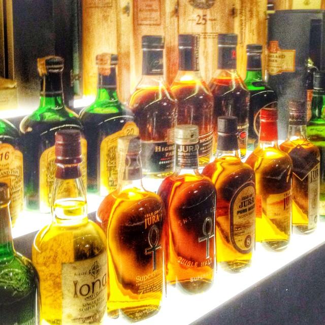 Whisky - Edimbourg