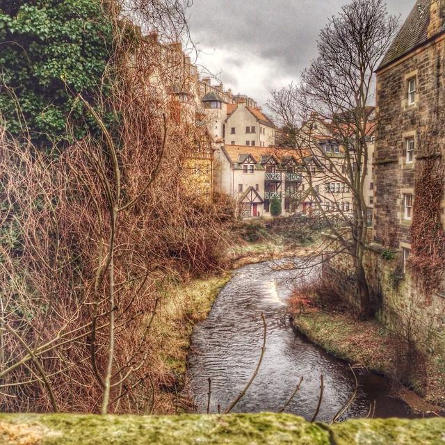 Dene river