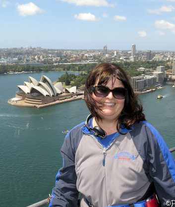 Anne - Sydney Harbour bridge