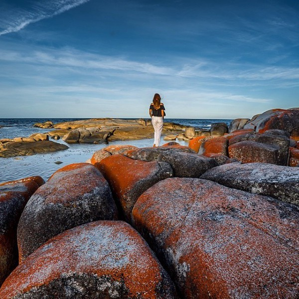Bay of Fires - Tasmanie ©emberyong