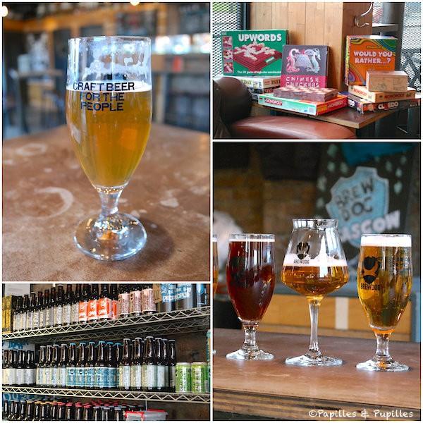 Bières - Brewdog - Glasgow