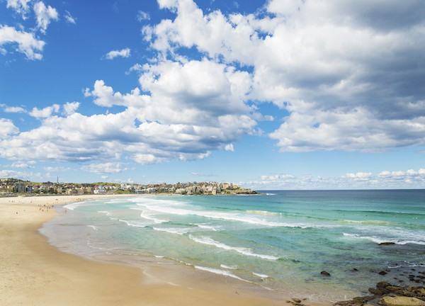Bondi beach Sydney (c) JM Travel Photography shutterstock