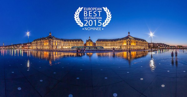 Bordeaux European Best Destination 2015