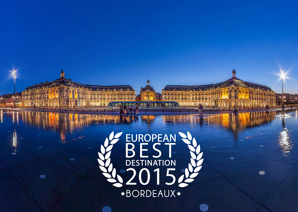Bordeaux - European Best Destination