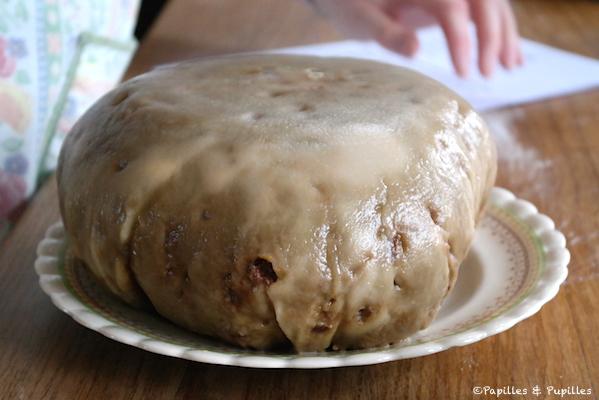 Clottie Dumpling après cuisson