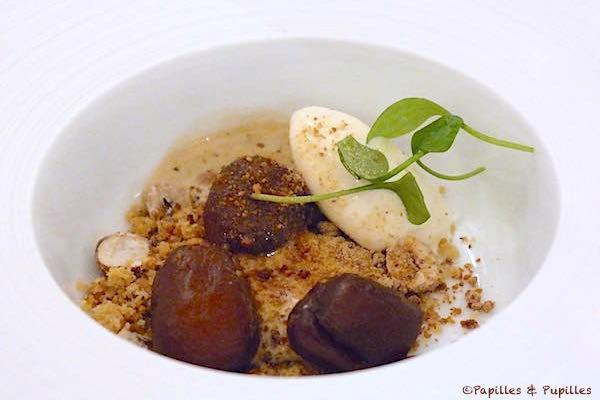 Dessert - David Toutain pour Nespresso