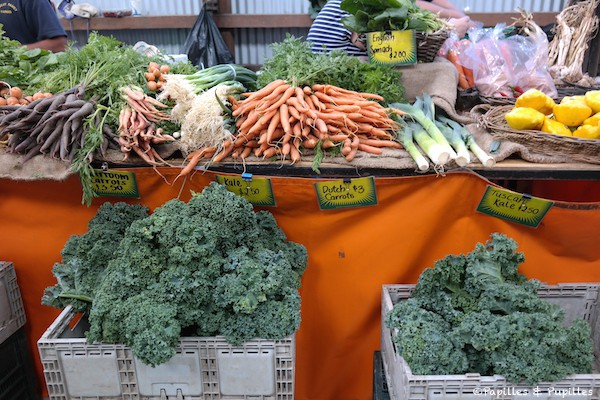 Eveleigh Market - Sydney