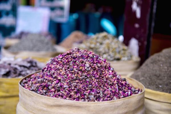 Fleurs séchées ©Arvind Balaraman shutterstock