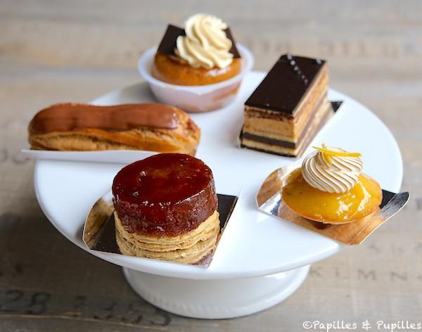 Gâteaux - Maison Seguin - Bordeaux Caudéran
