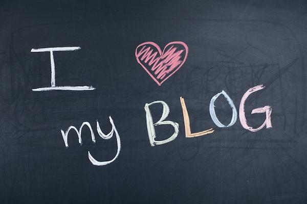 I love my blog (c) Aysezgicmeli shutterstock