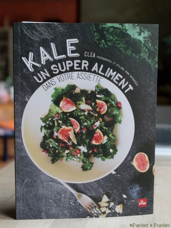 Kale, un super aliment - Cléa