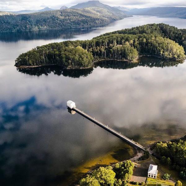 Lake St Clair - Tasmanie ©stugibson