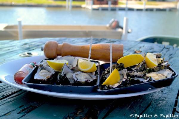 Les huîtres de Jim Wilde